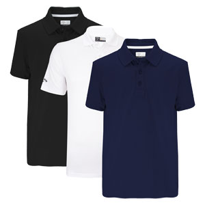 Callaway Youth Solid Polo Shirt