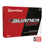 8140 TaylorMade Burner Soft Golf Balls